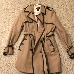 NWT Victoria's Secret Trench Coat